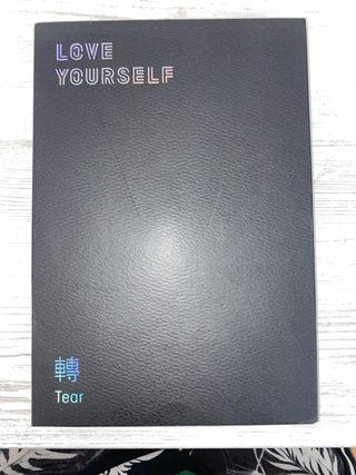álbum love yourself tear