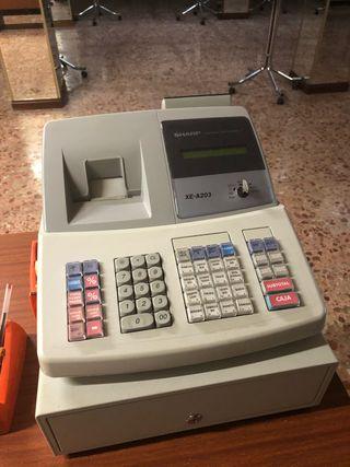 Caja registradora SHARP XE-A203