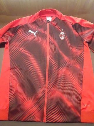 Chaqueta chándal Milan AC