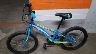 Bicicleta montaña 20' BH California nueva