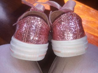 Zapatillas Converse niña talla 30