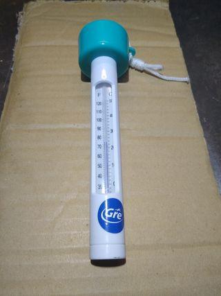 termómetro para piscina