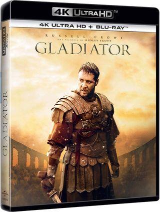 Gladiator 4K UHD + Bluray