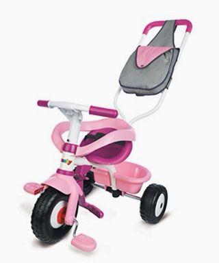 Triciclo Be Fun Confort Rosa de Smoby