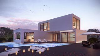 Construccion de Casas Prefabricadas de Hormigon