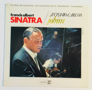 SINATRA / JOBIM The girl from Ipanema Disco EP