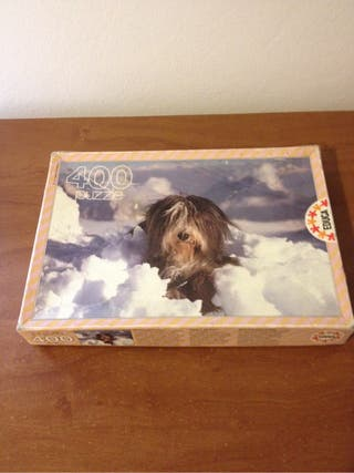 Puzzle 400 piezas