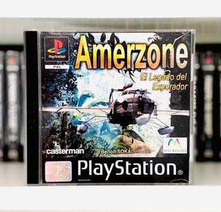 AMERZONE - ps1