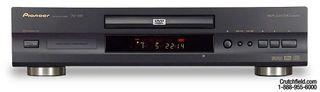 DVD Pioneer dv 535
