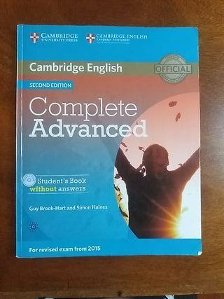 Complete Advanced second edition - Cambridge