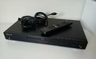 DVD pioneer BDP-430 blu Ray