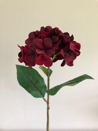 Hortensia artificial