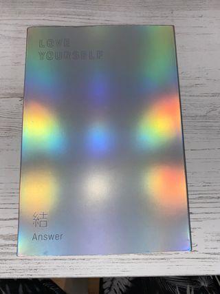 álbum love yourself answer