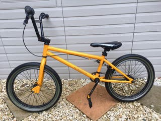 Orange DiamondBack bmx good condition