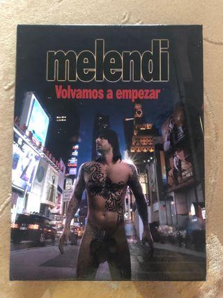 Edición Melendi Volvamos a Empezar
