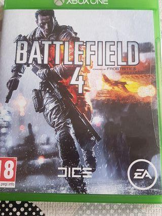 battlefied 4 xbox one
