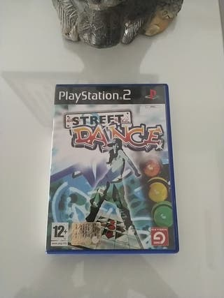 Street Dance PS2 Completo