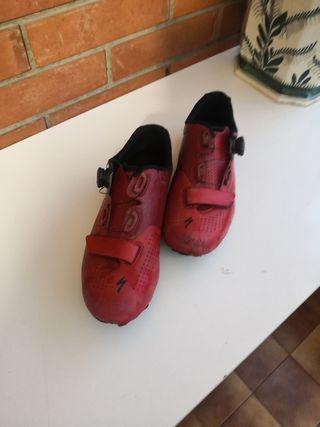 Zapatillas MTB Specialized o Spinning