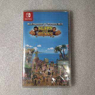 Slaps and Beans Nintendo Switch Precintado