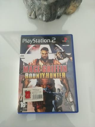 Mace Griffin Bounty Hunter PS2 Completo