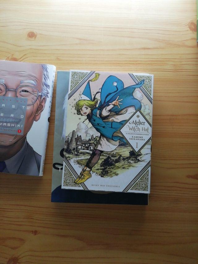 Pack de 2 Manga
