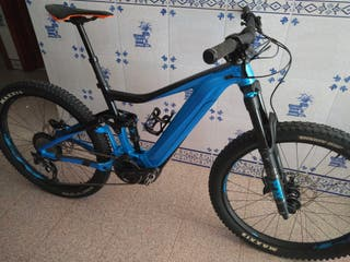 Giant trance E( bicicleta electrica)