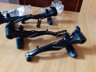 conjunto frenos Shimano brake nuevos