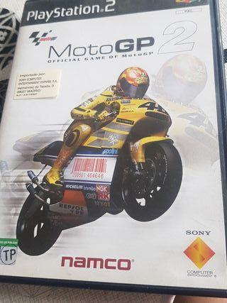 moto gp 2 ps2