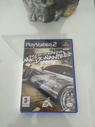 Need for Speed Most Wanted PS2 Completo