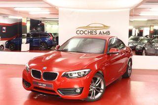 BMW Serie 2 220iA 2p.