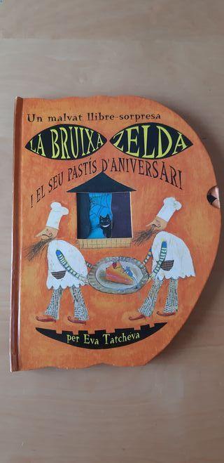 Libro infantil cuento ilustrado