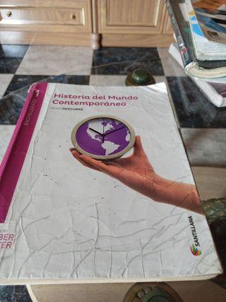 libro historia 1 de bachillerato