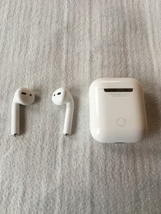 AirPods appel