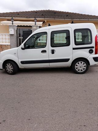 Renault. Kangoo Kango 5 Puertas 2004