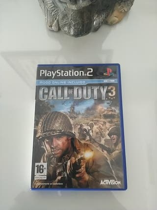 Call of Duty 3 PS2 Completo