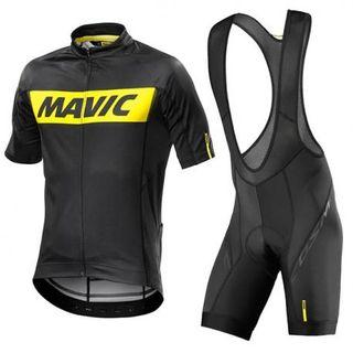 ¡ULTIMAS UNIDADES! Equipación ciclismo Mavic