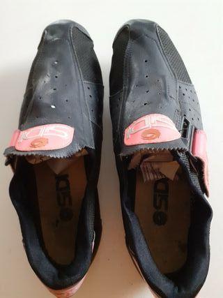 Zapatillas ciclismo SIDI número 44