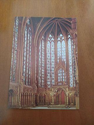postal sant chapelle París