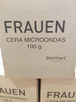CERA DEPILATORIA MICROONDAS