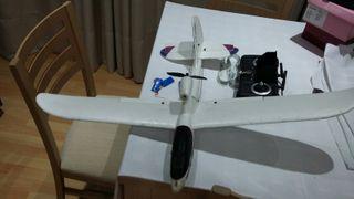 Avion Hubsan Spy Hawk FPV Dron