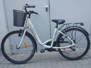 bicicleta de adulto (aluminio).