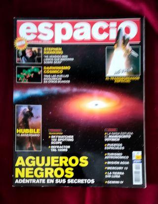 n6.. ESPACIO, La Revista del Universo