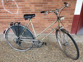 Bicicleta holandesa Gazelle