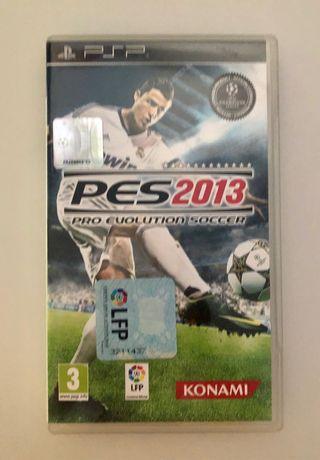 Juego PSP Pes 2013