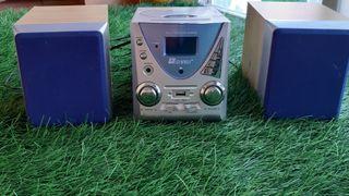 Vendo reproductor CD/Radio/USB/ MP3