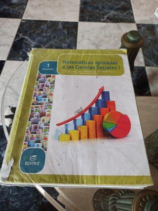 matemáticas aplicadas 1 bachillerato