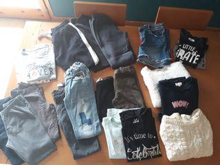 Lote de ropa 7/8 años