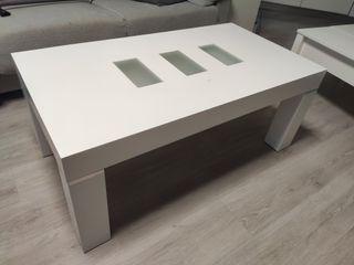 Mesa Centro madera maziza