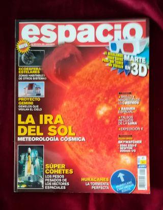 n5.. ESPACIO, La Revista del Universo
