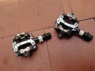 pedal MTB automatico